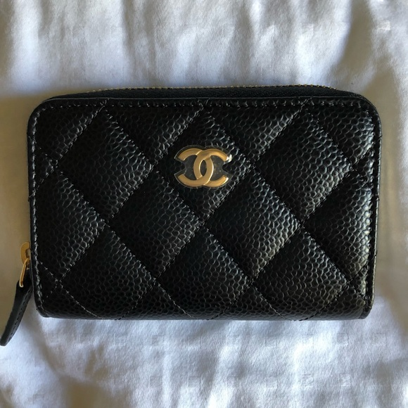 25e77ccf6608 CHANEL Bags | New With Tags Zip Coin Purse | Poshmark